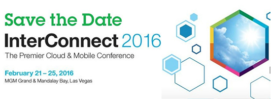 IBM InterConnect 2016
