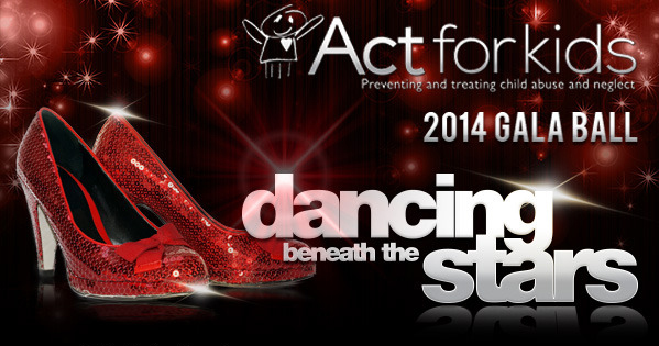 Act for Kids 2014 Gala Ball